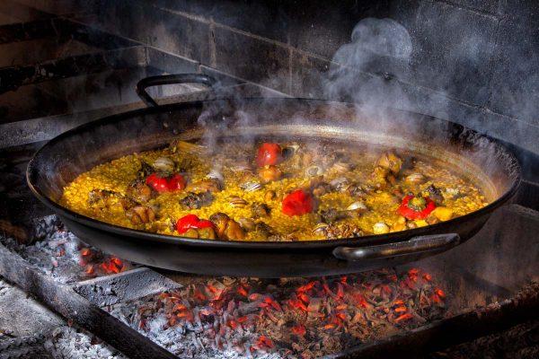 arroz a la leña, arroz con pollo, fotografia gastronomica, restaurante Cachitohotcreatividad