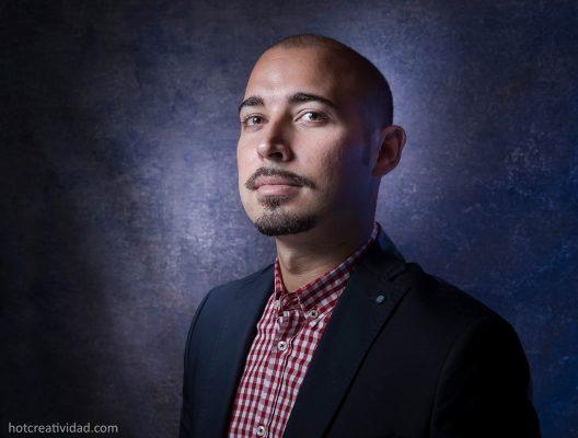 Alejandro Ramos, Retrato, Hotcreatividad, fotografia publicitaria, fotografía profesional, Alicante