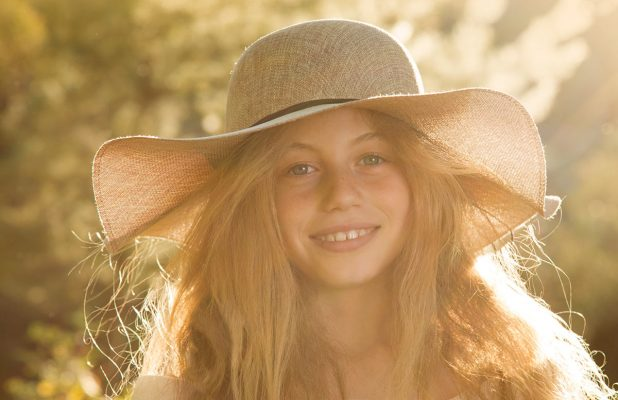chica joven, retrato, fotografia publicitaria, fotografia profesional, Alicante