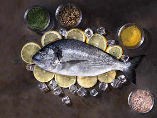 dorada, pescado fresco, fotografia gastronomica, fotografia publicitaria, fotografia producto, fotografia profesional, Alicante