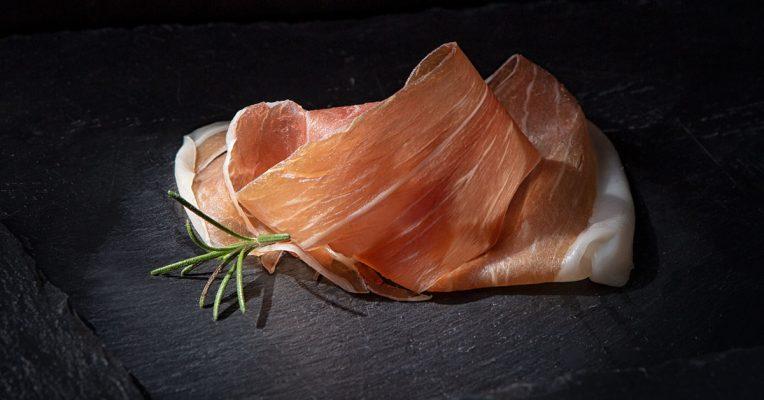 Loncha de Jamon. Fotografia gastronomica hotcreatividad