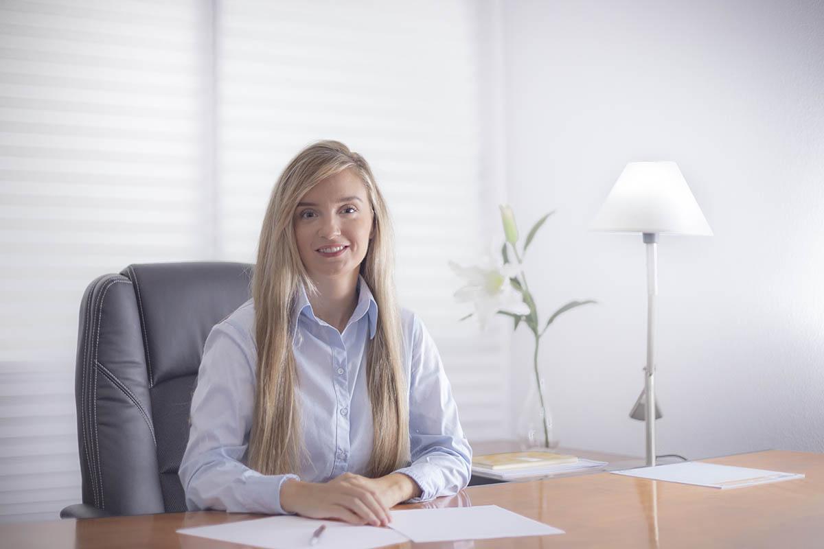 Retrato business a una psicóloga - Marca Personal