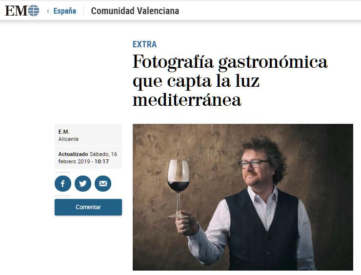 hotcreatividad en el diario El Mundo