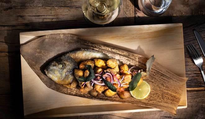 dorada fotografia gastronomica el mundo