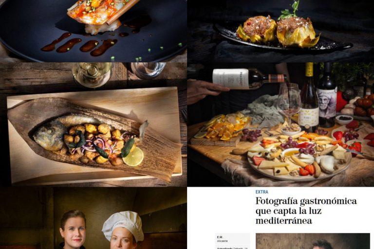 Fotografía gastronómica: el Mundo