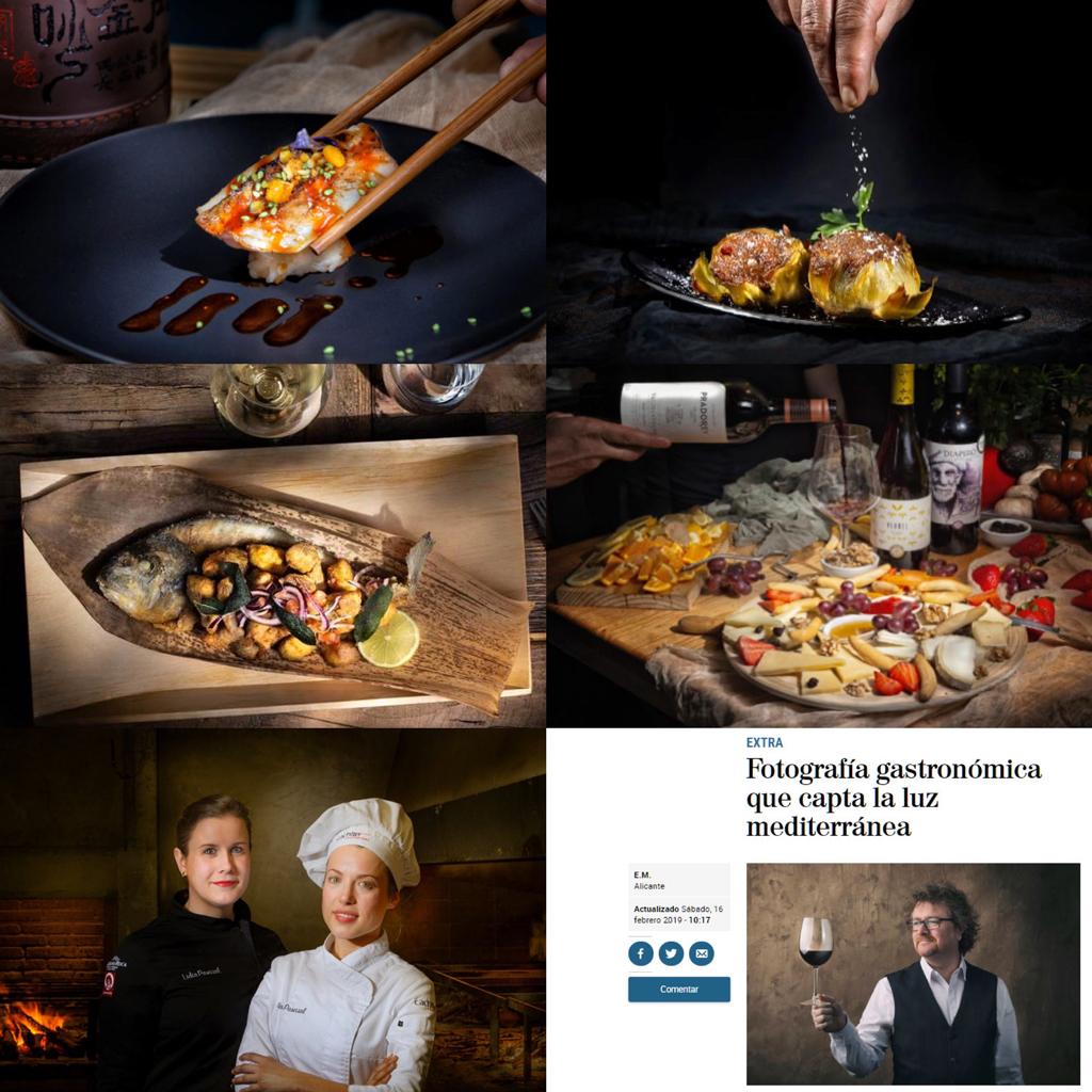 Fotografía Gastronómica en el Mundo